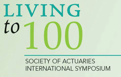 SOA Living to 100 Symposium 2013